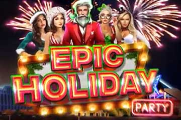Epic Holiday Party slot free play demo