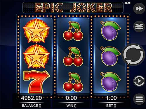 Epic Joker slot