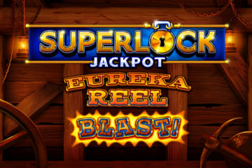 Eureka Reel Blast Superlock slot free play demo
