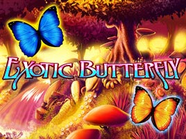 Exotic Butterfly Slot - Play the Free WMS Casino Game Online