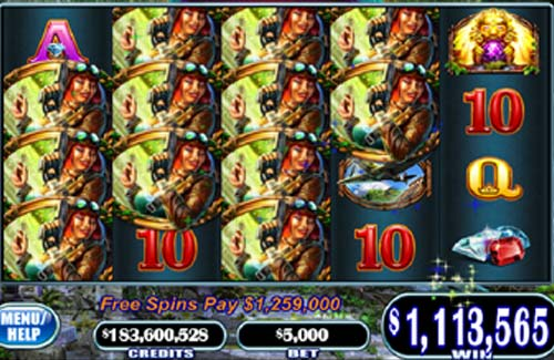 Exotic Treasures slot