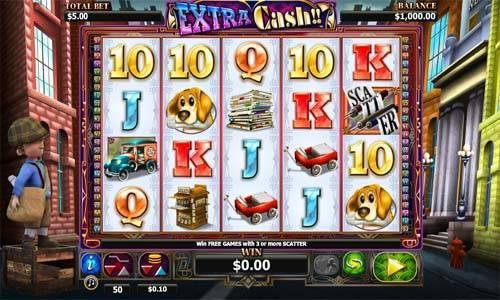 Extra Cash slot