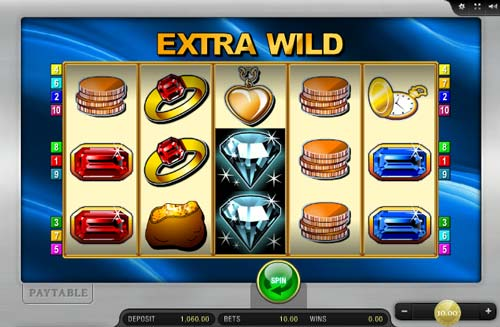 Extra Wild™ Slot Machine Game to Play Free in Merkurs Online Casinos