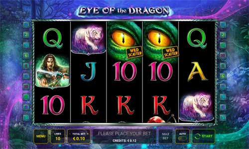 Eye of the Dragon slot