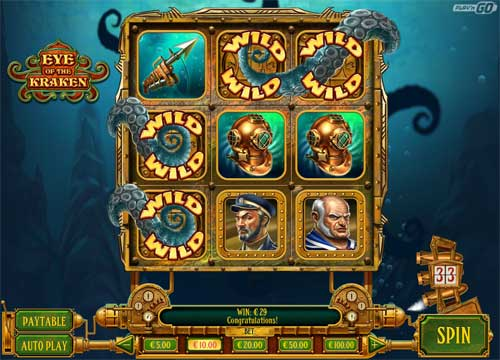 Eye of the Kraken Online Slots for Real Money - Rizk Casino