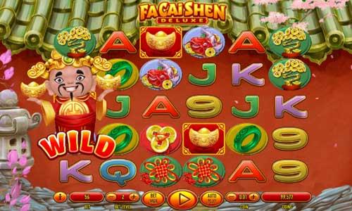 Fa Cai Shen Deluxe slot