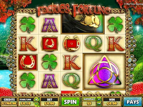 Faeries Fortune slot free play demo is not available.
