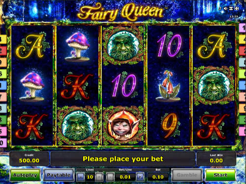Fairy Queen Online Slot Machine for Real Money - Rizk Casino
