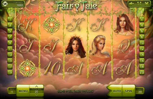 best paying online casino fairy tale online