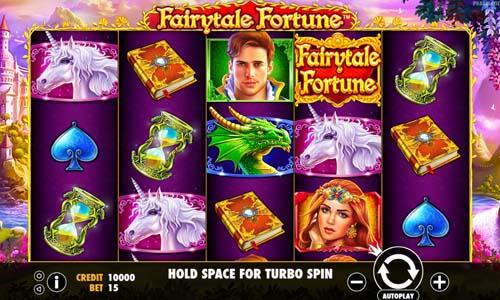 Fairytale Fortune slot