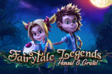 Fairytale Legends Hansel and Gretel logo