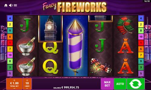 Fancy Fireworks slot