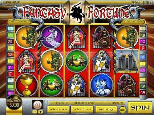 Fantasy Fortune slot free play demo