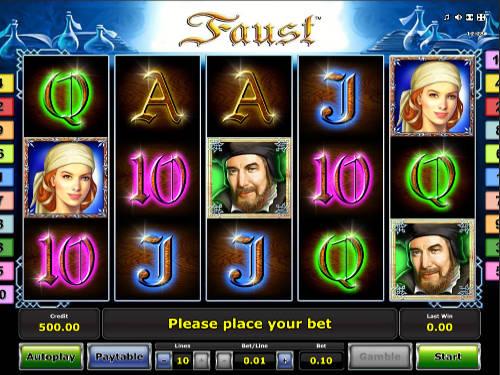 Faust slot