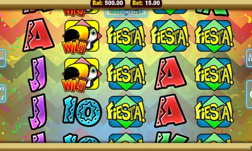 Fiesta slot free play demo