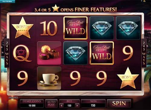 The Finer Reels Of Life Slot Machine Online ᐈ Microgaming™ Casino Slots