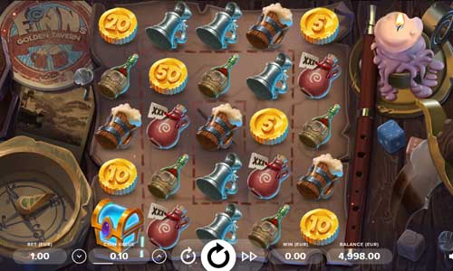 Finns Golden Tavern slot