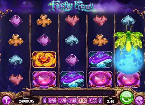 Firefly Frenzy Videoslot Screenshot