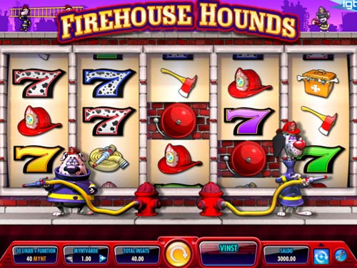 play free firehouse hounds slot