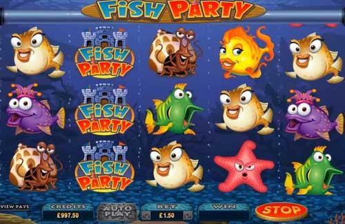 Fish Party slot