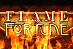 Flame of Fortune logo