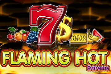 Flaming Hot Extreme slot free play demo