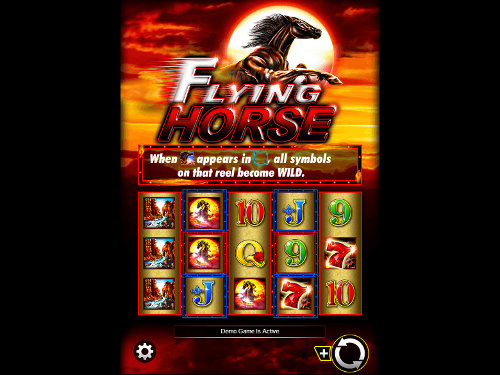 Flying Horse Slots - Free Slot Machine Game - Play Now
