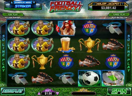 Football Frenzy slot