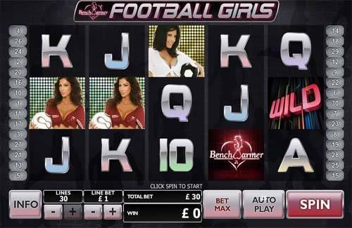 Football Girls slot