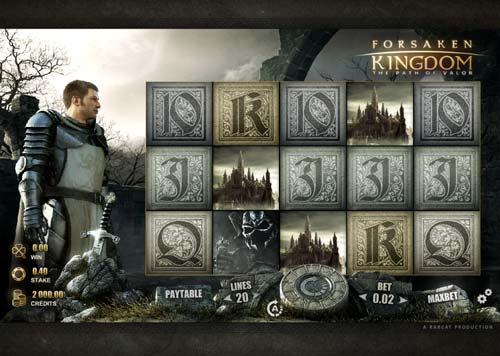 Forsaken Kingdom slot
