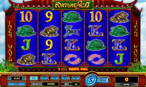 Southern Fortune Lion Slot - Play Now for Free or Real Money