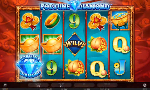Fortune Diamond Slot Isoftbet Free Play Demo Review