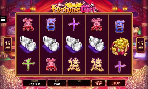 Fortune Girl slot