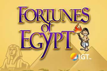 Fortunes of Egypt slot free play demo