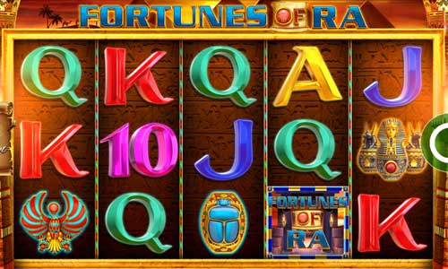 Fortunes of Ra slot