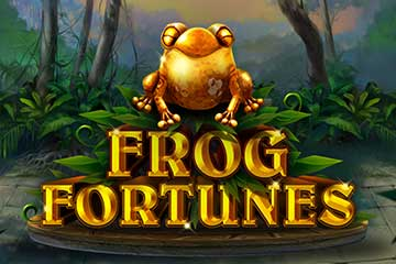 Frog Fortunes slot free play demo