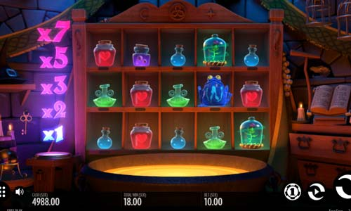 Magicious Thunderkick Slot for Real Money - Rizk Casino