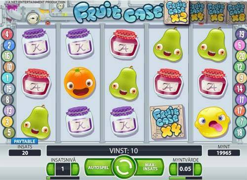 Fruit Case NetEnt Online Slot for Real Money - Rizk Casino