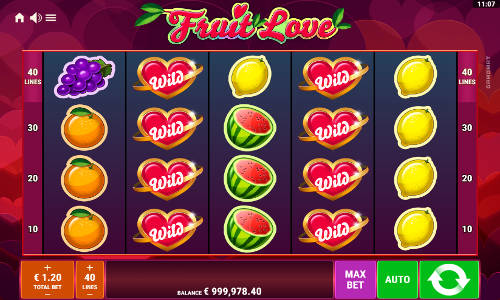 Fruit Love slot