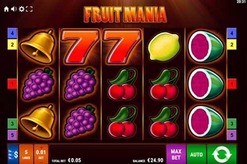 Fruit Mania slot
