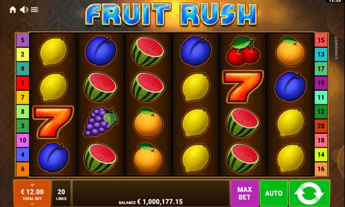 Fruit Rush slot