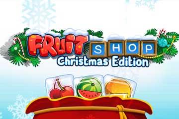 Fruit Shop Christmas Edition slot free play demo
