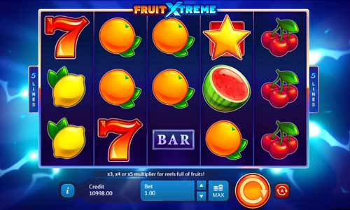 Fruit Xtreme slot