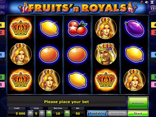 real slot games online royals online