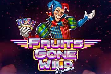 Fruits Gone Wild Supreme slot free play demo