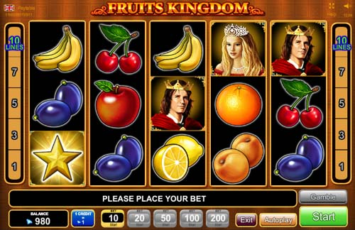 online casino play casino games spiele fruits