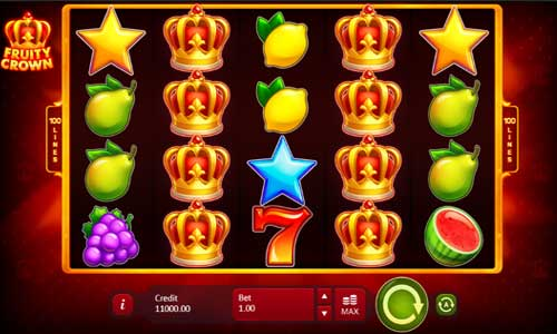 Fruity Crown  slot