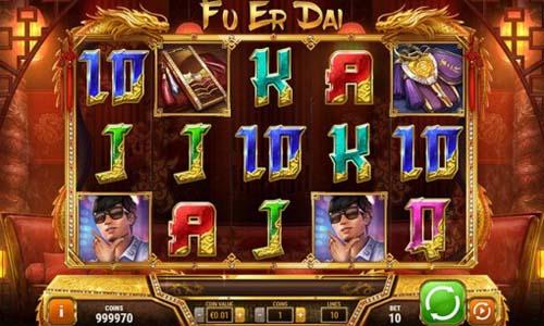 Fu Er Dai Videoslot Screenshot