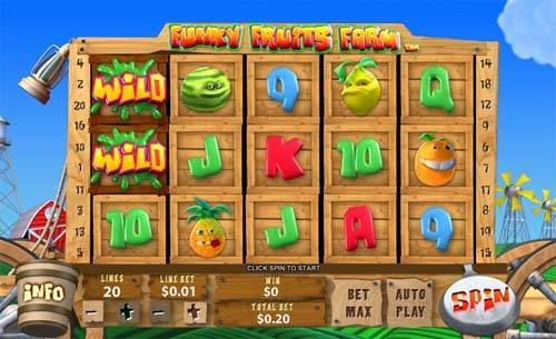 Funky Fruits Farm slot