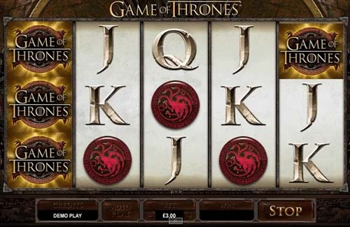 Game of Thrones - 243 ways Online Slot - Rizk Online Casino Sverige